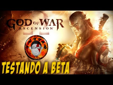 God Of War - Ascension - Testando A Beta - By Tuttão