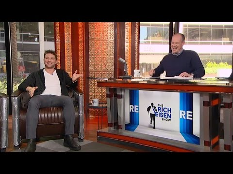 Actor Ryan Phillippe Talks New Show 'Secrets and Lies' on The RE show - 3/6/15