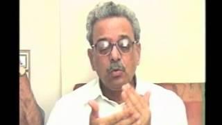 Shamsur Rahman Farooqui's interview by Krishn Maheshwari