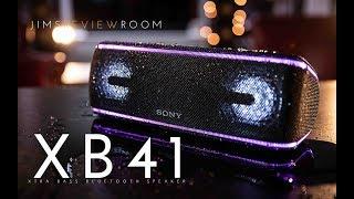 Sony Xb41 Xtra Bass Speaker - REVIEW