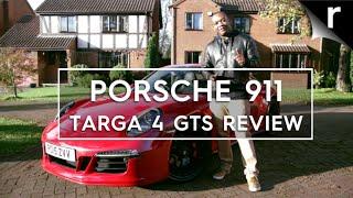 Porsche 911 Targa 4 GTS review: Crazy fast