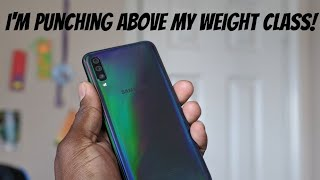 Samsung Galaxy A70 | Punches way above it's class!