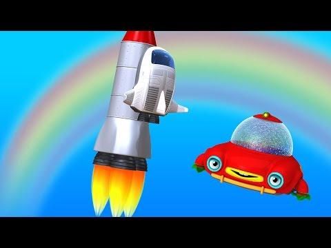 TuTiTu (ТуТиТу) Игрушки | Космический корабль