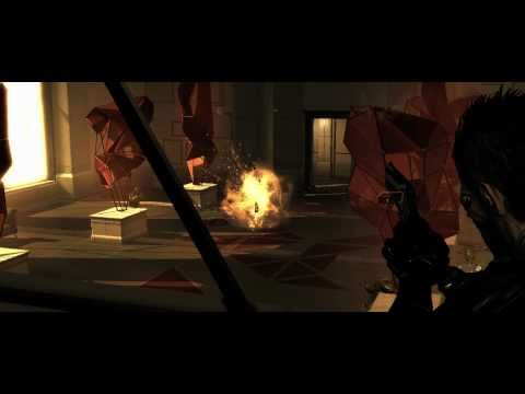 Deus Ex: Human Revolution - Gameplay-Trailer 2 Full