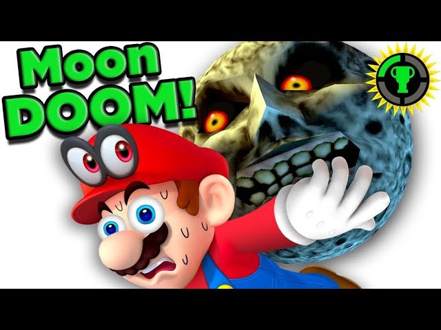 Game Theory: Mario's LUNAR APOCALYPSE!! (Super Mario Odyssey)