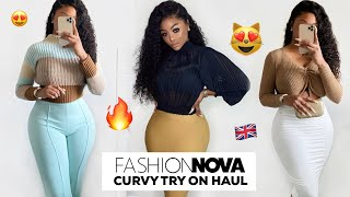 FALL/WINTER FASHION NOVA TRY ON HAUL | VINTYNELLIE