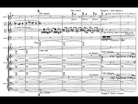 Густав Малер - Симфония No1. Партитура: 1. Часть I