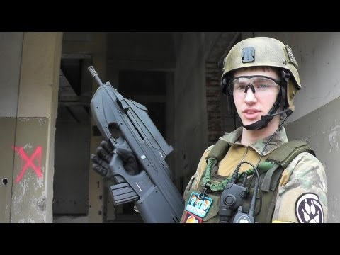 FN F2000 Hunter -  Review / Schusstest