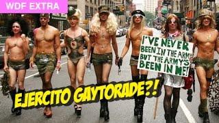Ejercito Gay?! #whatdafaqshow