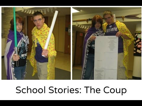 School Stories: The Coup