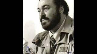 Luciano Pavarotti Martha Mappari