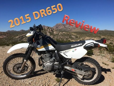 DR650 Review