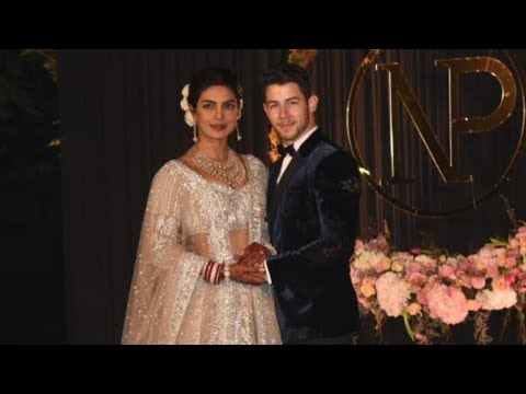 Priyanka Chopra & Nick Jonas Wedding Reception At Hotel Taj Palace Delhi
