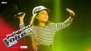 อายจัง - แก้วปิ้งไก่ - Blind Auditions - The Voice Kids Thailand - 21 May 2017