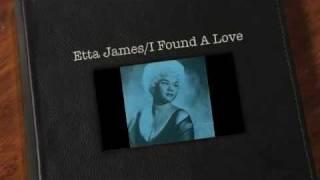 Watch Etta James I Found A Love video