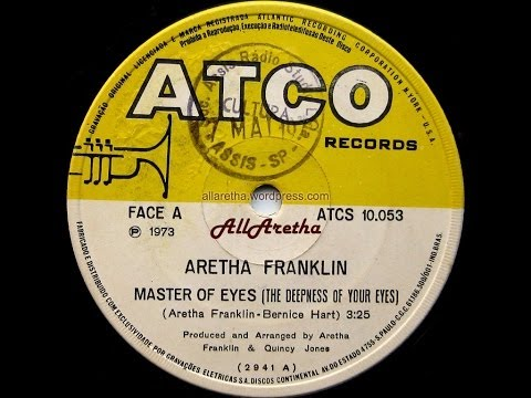 Aretha Franklin - Master Of Eyes / Moody's Mood For Love - 7″ 33 RPM Brazil - 1973