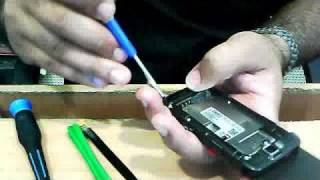 nokia E66 Replace Lcd / Disassambel training mobile phone urdu