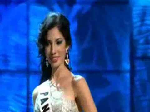 Miss Universe 2009 Presentation Show - PANAMA (Diana Broce)