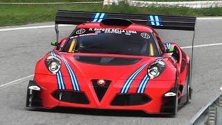 Best of Hillclimb MONSTERS! - Audi S1 Prospeed, SLK 340, 155 DTM, Ferrari 550 GT1 & More!!