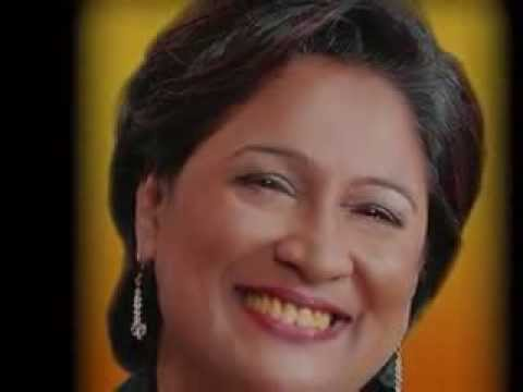 Kamla Persad-Bissessar vs Jack Warner AMAZING MUST SEE!