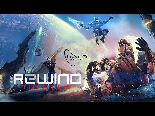 Halo Online Announcement Trailer - Rewind Theater