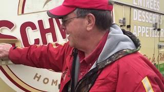 He's been a Schwans Driver since '88