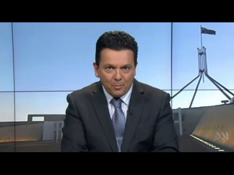 Nick Xenophon On Qantas - THE DRUM 27-08-14