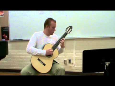 David Tanenbaum Master Class
