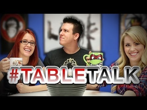 Gamer Jocks, Game Shows, and the Purge - #TableTalk