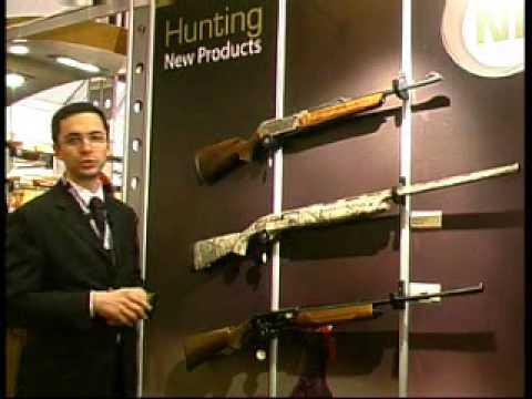 Browning... en exclusivité au Salon de Rambouillet  [ Google.video du 12 avril 2008 ]