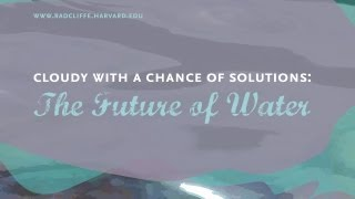 Cloudy with a Chance of Solutions | Radcliffe Institute