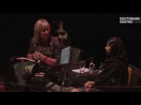 Malala Yousafzai in conversation with Jude Kelly
