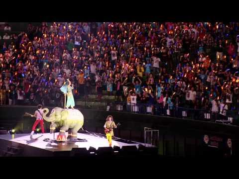 水樹奈々『nana Mizuki Live Circus』(西武ドーム)ダイジェスト video