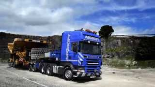 Scania V8 R620 Heavy Haul