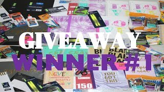 BACK TO SCHOOL GIVEAWAY 2018 (1 OF 4) | JANSPORT  BOOK BAG FILLED WITH SUPPLIES !!!!
