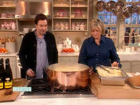 Jimmy Fallon and Martha Stewart,1 Video