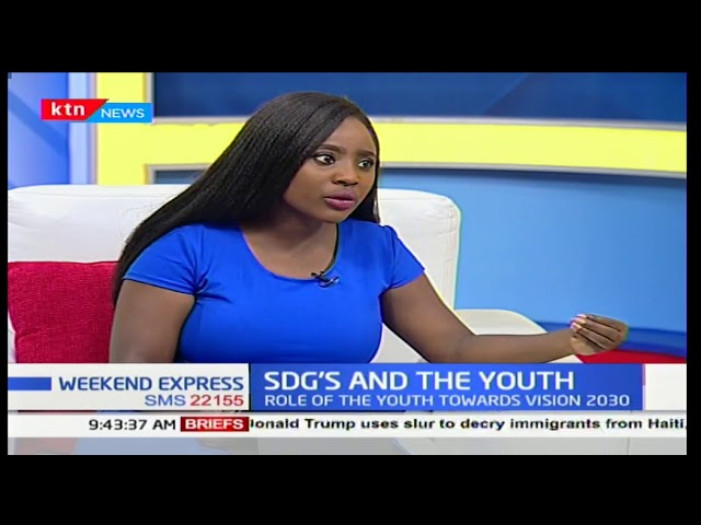Role of the youth in achieving sustainable development goals