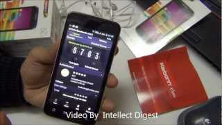 Karbonn A21 Detailed Review- Hardware, Performance, Benchmark And Software Details
