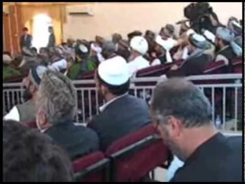 Afghanistan's Pres. Karzai Visits Kunduz Province