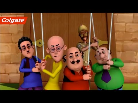 Motu and Patlu Save the Magical Castle with Colgate Dental Cream thumbnail