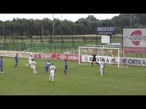 Příprava: Baník - Slovácko 1:0 (sestřih zápasu)