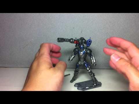 Iron Man Armored Avenger Artillery Armor War Machine