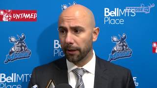 POST GAME | Pascal Vincent