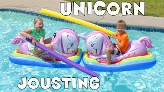 Unicorn Jousting Challenge