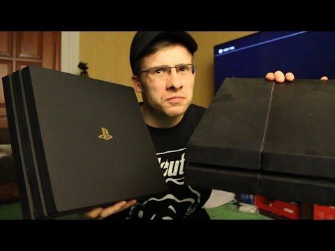 PS4 ИЛИ PS4 PRO?