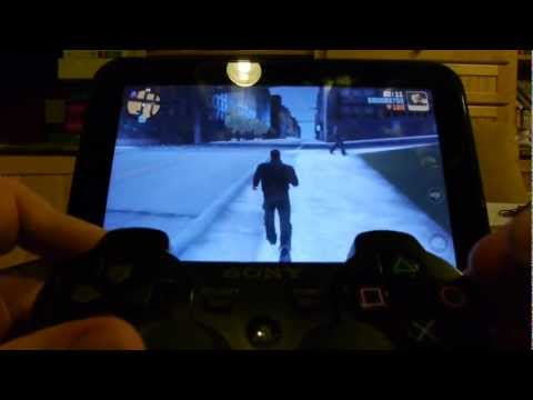 0 Play GTA III with a PS3 Controller on an Android Phone or Tablet Demo/Instructions
