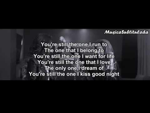 Paula Fernandes E Shania Twain - You're Still The One [letra] video