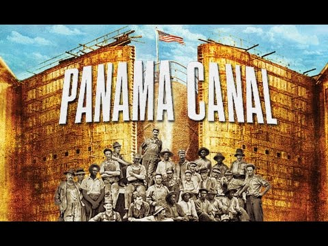 PANAMA CANAL 100 Years Barbados Tour Day 1