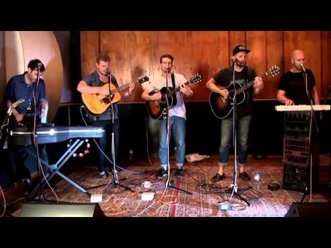 Boy & Bear 'Walk the Wire' (Acoustic)