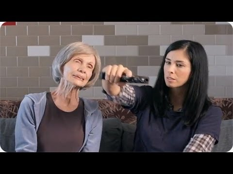 Sarah Silverman | Let My People Vote 2012 - Get Nana A Gun